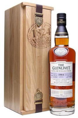 The Glenlivet Scotch 1964